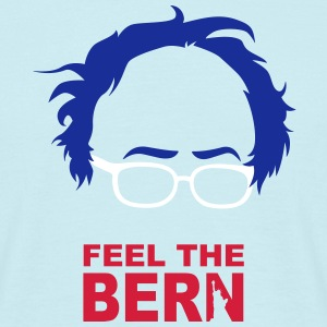 FEEL THE BERN - AMERICAN COLORS - Männer T-Shirt