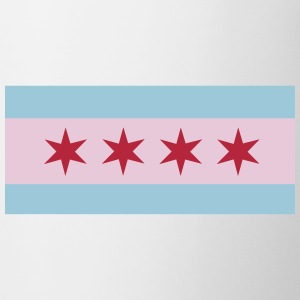 Flag of Chicago Mugs & Drinkware - Mug