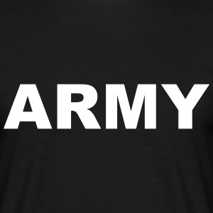 Army T-Shirts - Men's T-Shirt