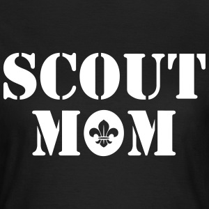 Scout mom T-shirts - Vrouwen T-shirt