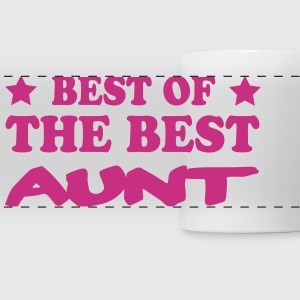 Best of the best aunt Mugs & Drinkware - Panoramic Mug