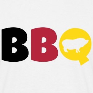 BBQ pork T-Shirts - Men's T-Shirt