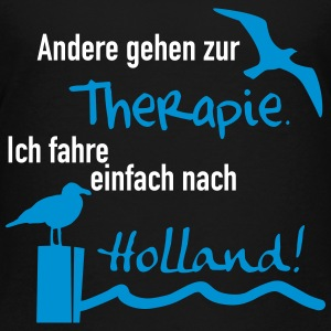 Therapie Ostsee T-Shirts - Teenager Premium T-Shirt
