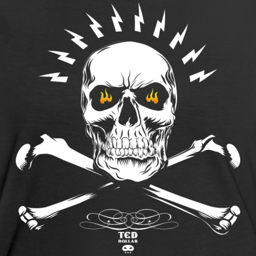 Ted's Skull