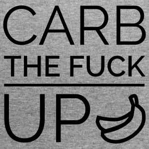 Carb the fuck up Caps & Mützen - Jersey-Beanie