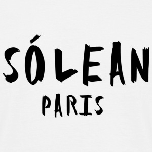 So Lean Paris - Mannen T-shirt