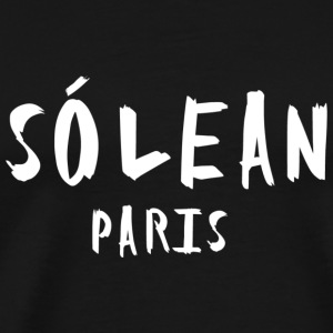 So Lean Paris - Mannen Premium T-shirt