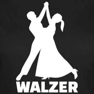 Walzer T-Shirts - Frauen T-Shirt