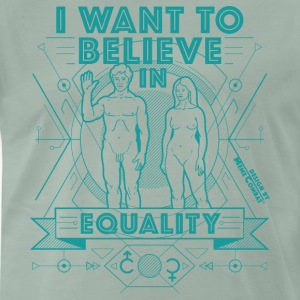 I want to believe - T-shirt Premium Homme