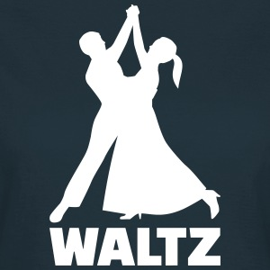 Waltz T-Shirts - Frauen T-Shirt