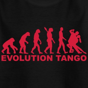 Evolution Tango T-Shirts - Kinder T-Shirt