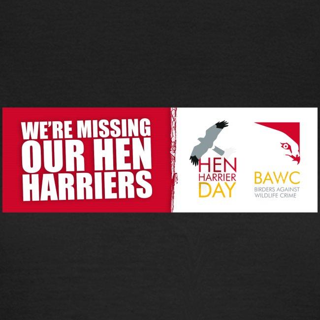 BAWC Hen Harrier Day Women's T-Shirt