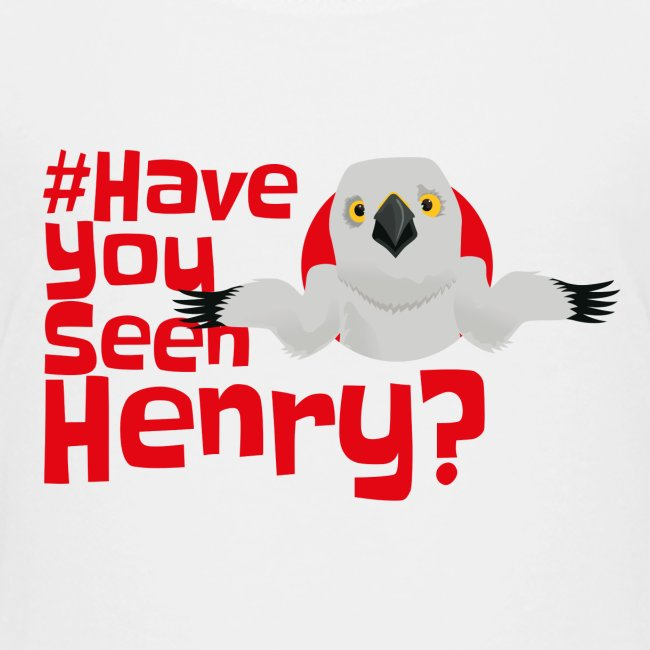 BAWC Have You Seen Henry Kid's T-Shirt