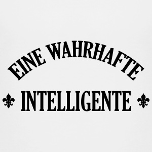 Intelligenter Intelligente Genie Geek Mathematik T-Shirts - Teenager Premium T-Shirt
