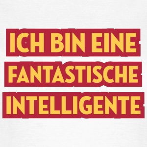 Intelligenter Intelligente Genie Geek Mathematik T-Shirts - Frauen T-Shirt