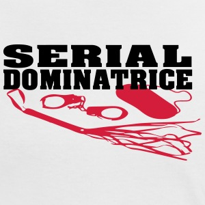 serial dominatrice - T-shirt contraste Femme