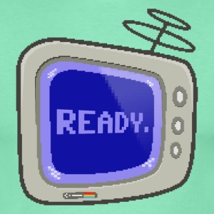 C64 Ready Screen - Männer T-Shirt