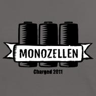 Motiv ~ Monozellen Girlieshirt, Braun