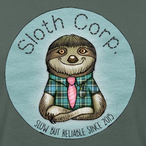 Sloth Corp. Logo