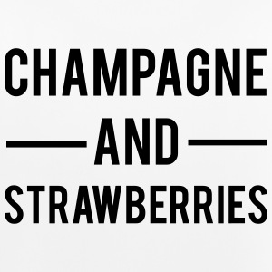 Champagne And Strawberries Sportbekleidung - Frauen Tank Top atmungsaktiv