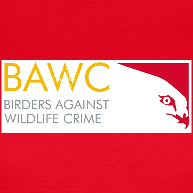BAWC Horizontal Logo Women's Red T-Shirt