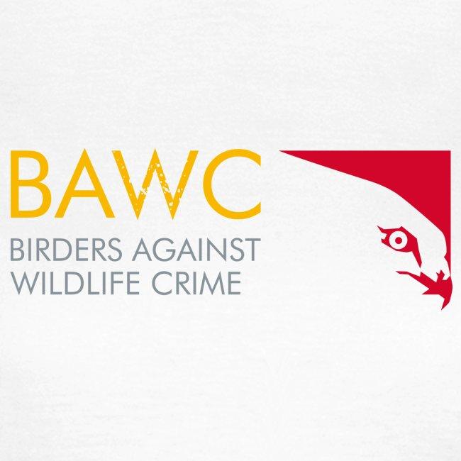 BAWC Logo and #weseeyou Hashtag Women's White T-Shirt