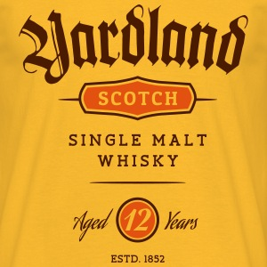 Yardland Scoth T-Shirts - Männer T-Shirt