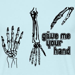 Give me your hand T-Shirts - Männer T-Shirt