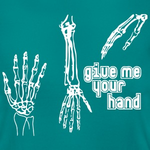 Give me your hand T-Shirts - Frauen T-Shirt