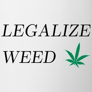 Legalize Weed Mugs & Drinkware - Mug