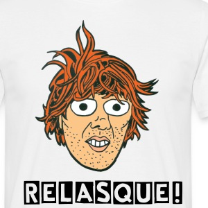 RELASQUE MILOO MUSCADIN - T-shirt Homme
