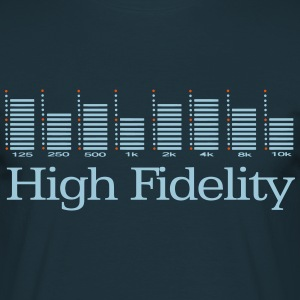 graphic equalizer T-Shirts - Men's T-Shirt