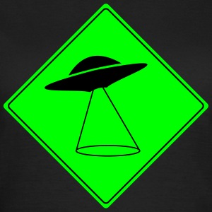 UFO - Alien - Unidentified flying object - Space T-Shirts - Women's T-Shirt