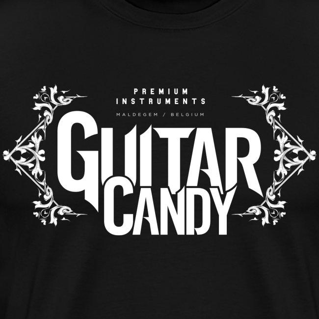 Guitar Candy Horizontal Logo T-Shirt