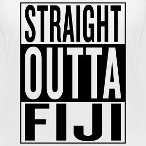Fiji T-Shirts - Women's V-Neck T-Shirt
