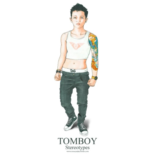 Tomboy. Stereotypes.