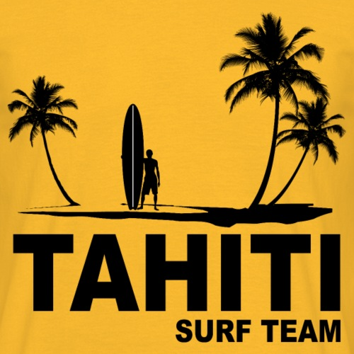 Tahiti surf team