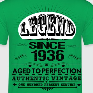 LEGEND SINCE 1936 T-Shirts - Men's T-Shirt