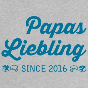 Papas Liebling since 2016 Baby T-Shirts - Baby T-Shirt