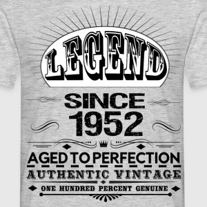LEGEND SINCE 1952 T-Shirts - Men's T-Shirt