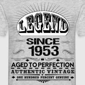 LEGEND SINCE 1953 T-Shirts - Men's T-Shirt
