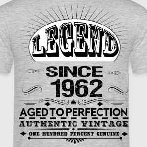 LEGEND SINCE 1962 T-Shirts - Men's T-Shirt