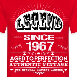 LEGEND SINCE 1967 T-Shirts - Men's T-Shirt