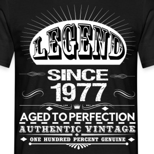 LEGEND SINCE 1977 T-Shirts - Men's T-Shirt