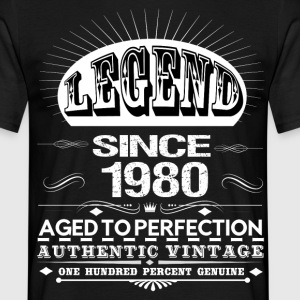 LEGEND SINCE 1980 T-Shirts - Men's T-Shirt