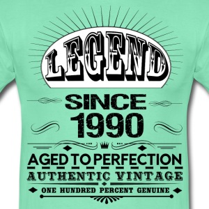 LEGEND SINCE 1990 T-Shirts - Men's T-Shirt