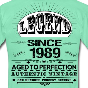 LEGEND SINCE 1989 T-Shirts - Men's T-Shirt