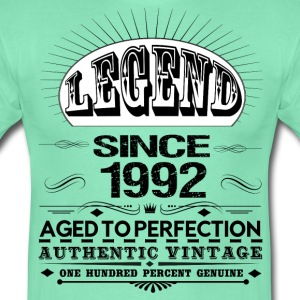 LEGEND SINCE 1992 T-Shirts - Men's T-Shirt