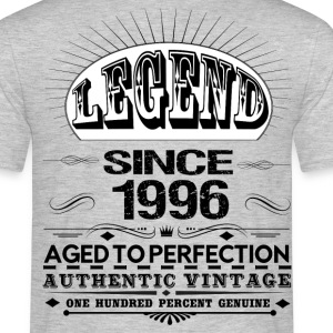 LEGEND SINCE 1996 T-Shirts - Men's T-Shirt