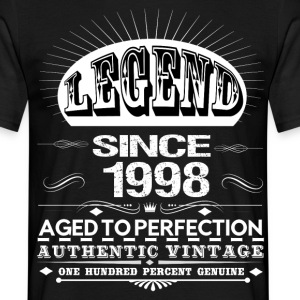 LEGEND SINCE 1998 T-Shirts - Men's T-Shirt